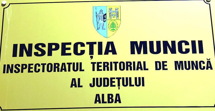 Amendă de 40.000 de lei pentru o firmă de construcții din Alba Iulia, în urma unui control ITM