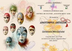 carnaval martisor 1