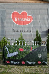 2 transavia golf cup