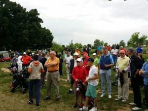 4 transavia golf cup