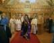 """Foto : A fost sfințită biserica cu hramul """"Sfinții Arhangheli Mihail și Gavril"""" din curtea spitalului din Alba Iulia"""