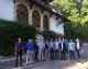Foto: Tinerii liberali din Alba, pe urmele Brătienilor. Au vizitat centrul spiritual al liberalismului românesc de la Ștefănești, Argeș
