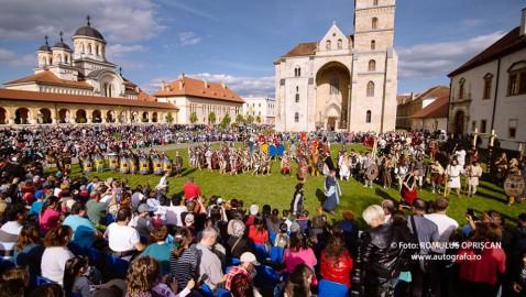 Festivalul Roman Apulum revine la Alba Iulia, în perioada 28 aprilie-1 mai 2017. Salvează în calendar întâlnirea cu istoria, în cea mai mare cetate din România