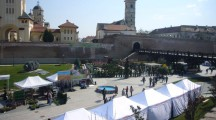 24-26 martie: La Alba Iulia este în desfășurare o nouă ediție a Târgului Grădinarului. Evenimentul are loc pe latura de vest a Cetății Alba Carolina