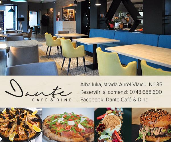 Dante cafe&dine Alba Iulia