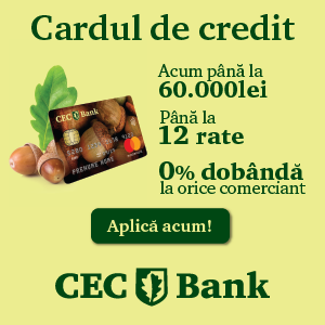 CEC Bank Card in Rate