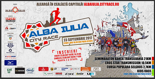 City RACE Alba Iulia