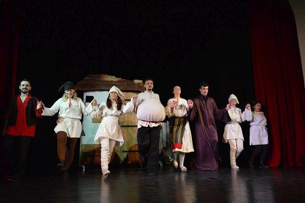 """Teatrul de Păpuși """"Prichindel"""" dă startul spectacolelor din 2018. Vezi zilele și orele reprezentațiilor"""