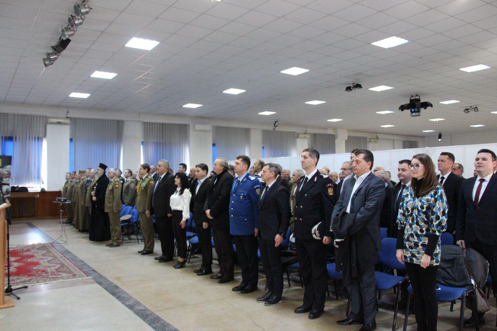 50 de ani de la înființarea Centrului Militar Judeţean Alba