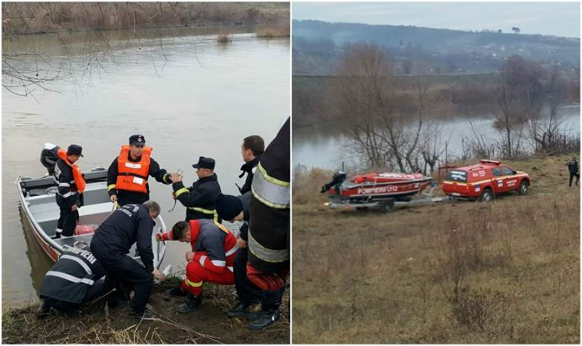 Cadavrul din râul Mureș este al unei femei. Fiica sa a fost și ea găsită moartă, la începutul lunii ianuarie