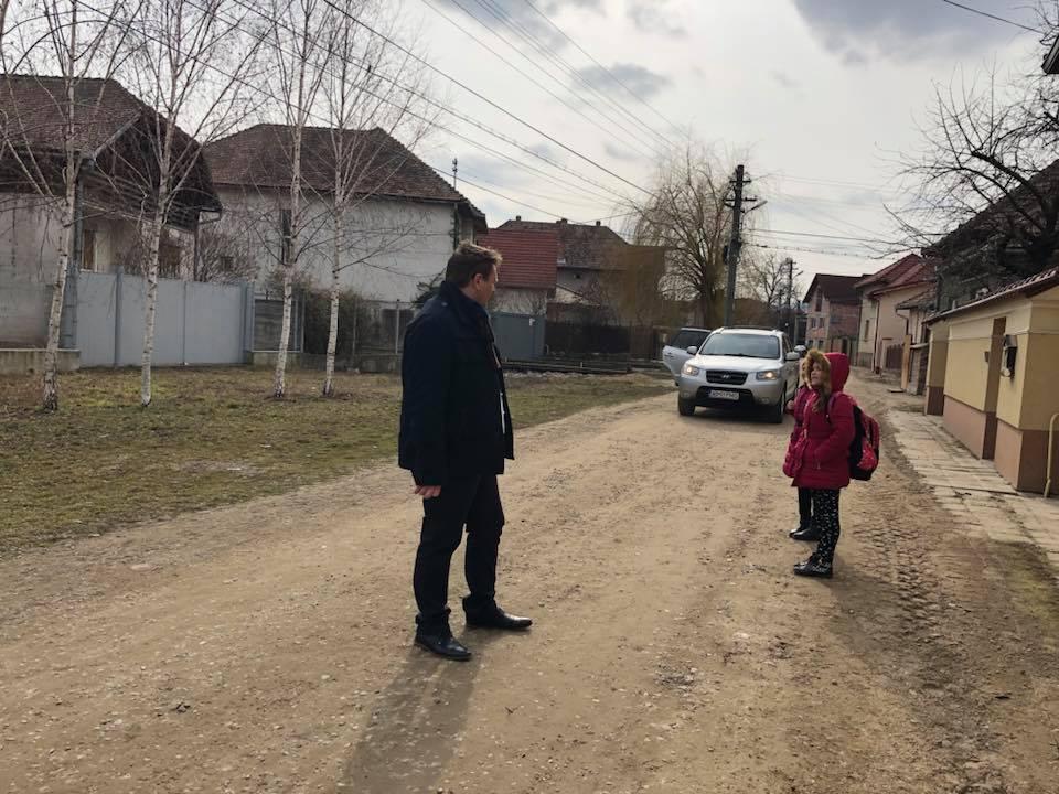 11 străzi din Sebeș, Lancrăm și Petrești vor fi modernizate