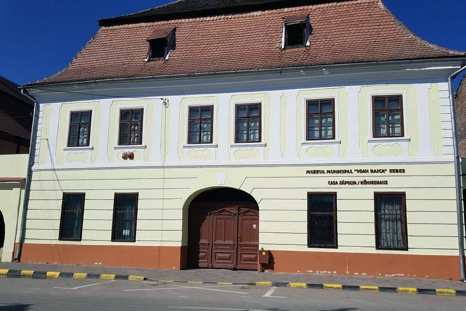 """Centrul Cultural """"Lucian Blaga"""" Sebeş, prin Muzeul Municipal """"Ioan Raica"""" Sebeş, a obţinut două finanţări nerambursabile"""