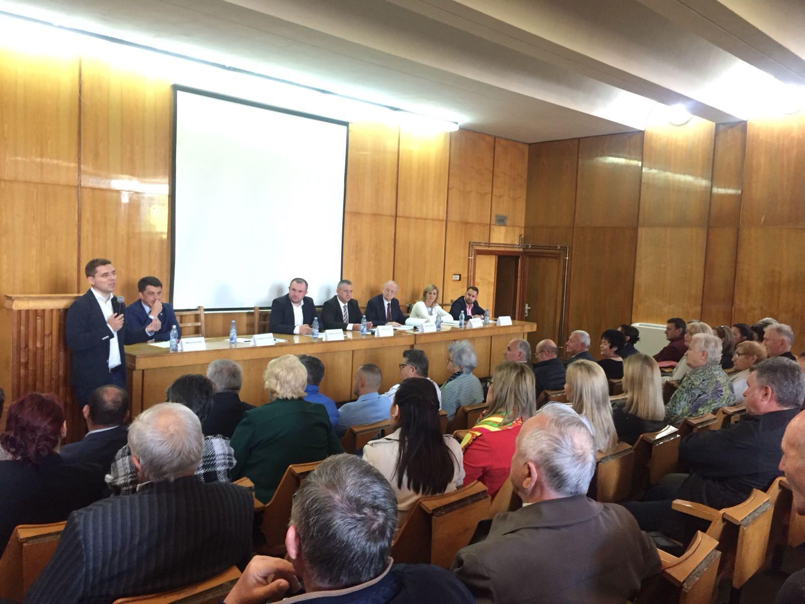 Organizația municipală a PSD Alba Iulia și-a ales noua echipă de conducere pentru următorii patru ani