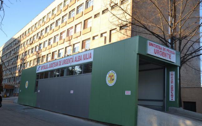 Spitalul din Alba Iulia, inclus în programul de tromboliză intravenoasă.  Intervenții medicale la pacienți cu AVC ischemic acut
