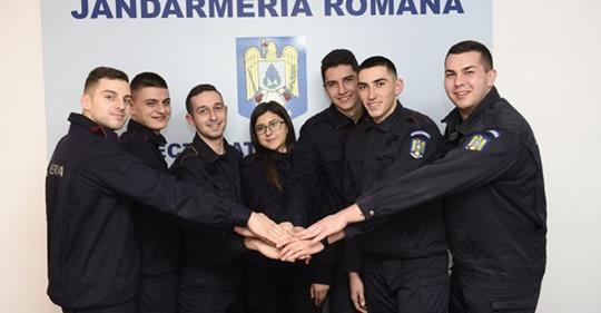 Au sosit forțe proaspete în cadrul Jandarmeriei Alba