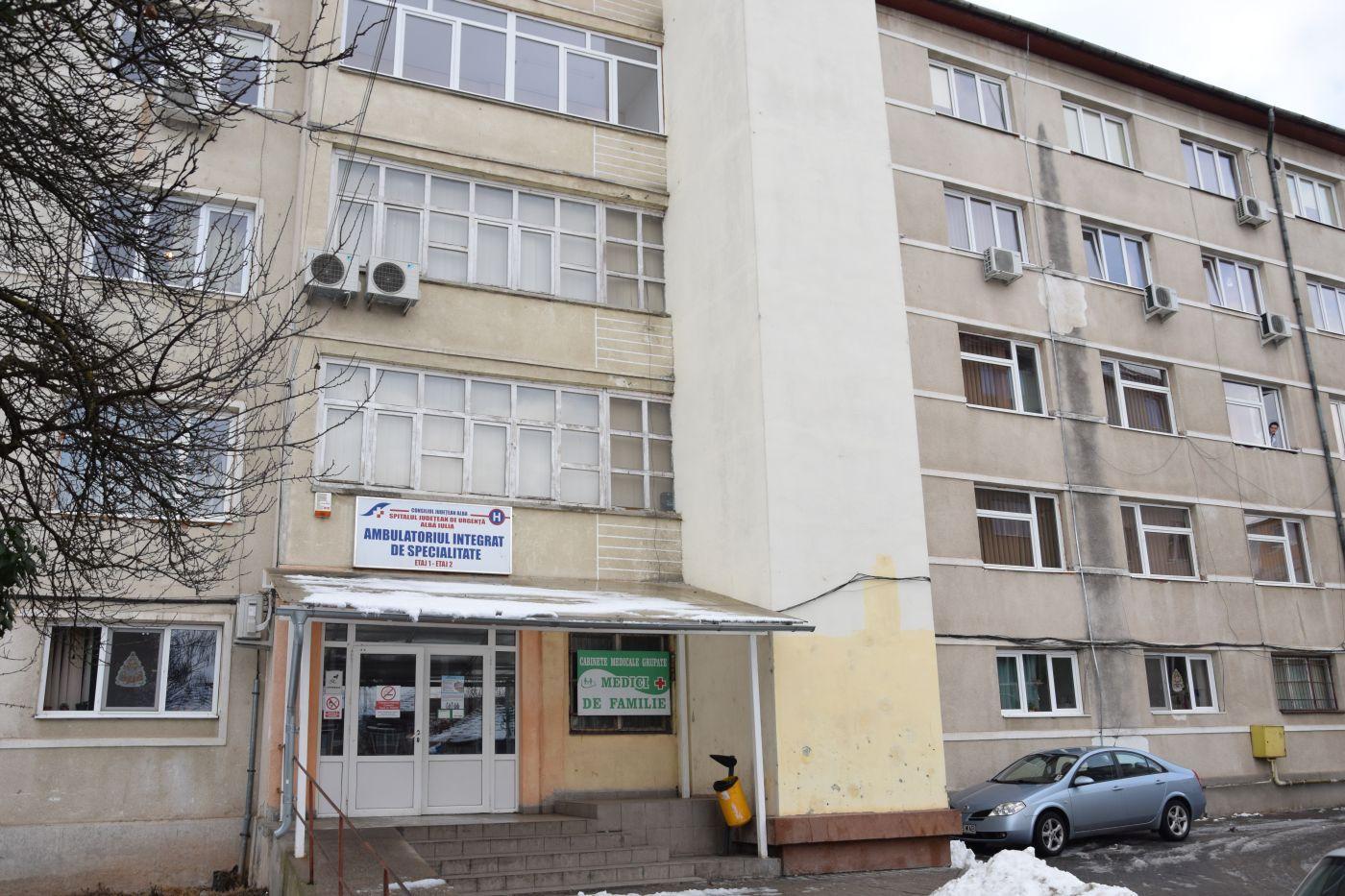 Consiliere, eliberare de certificate prenupțiale și anticoncepționale gratuite, la Policlinica Spitalului Județean de Urgență Alba Iulia