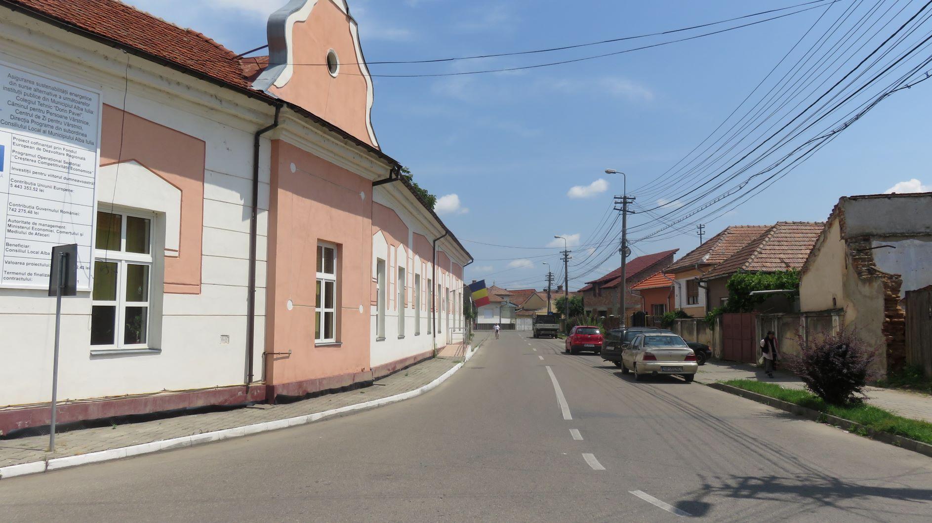ADR Centru:Fonduri Regio - POR 2014-2020 pentru extindere și modernizare Centru de Zi pentru Vârstnicii din Alba Iulia