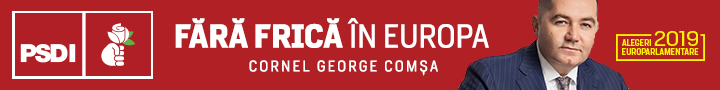 PSDI Cornel Comsa Europarlamentare