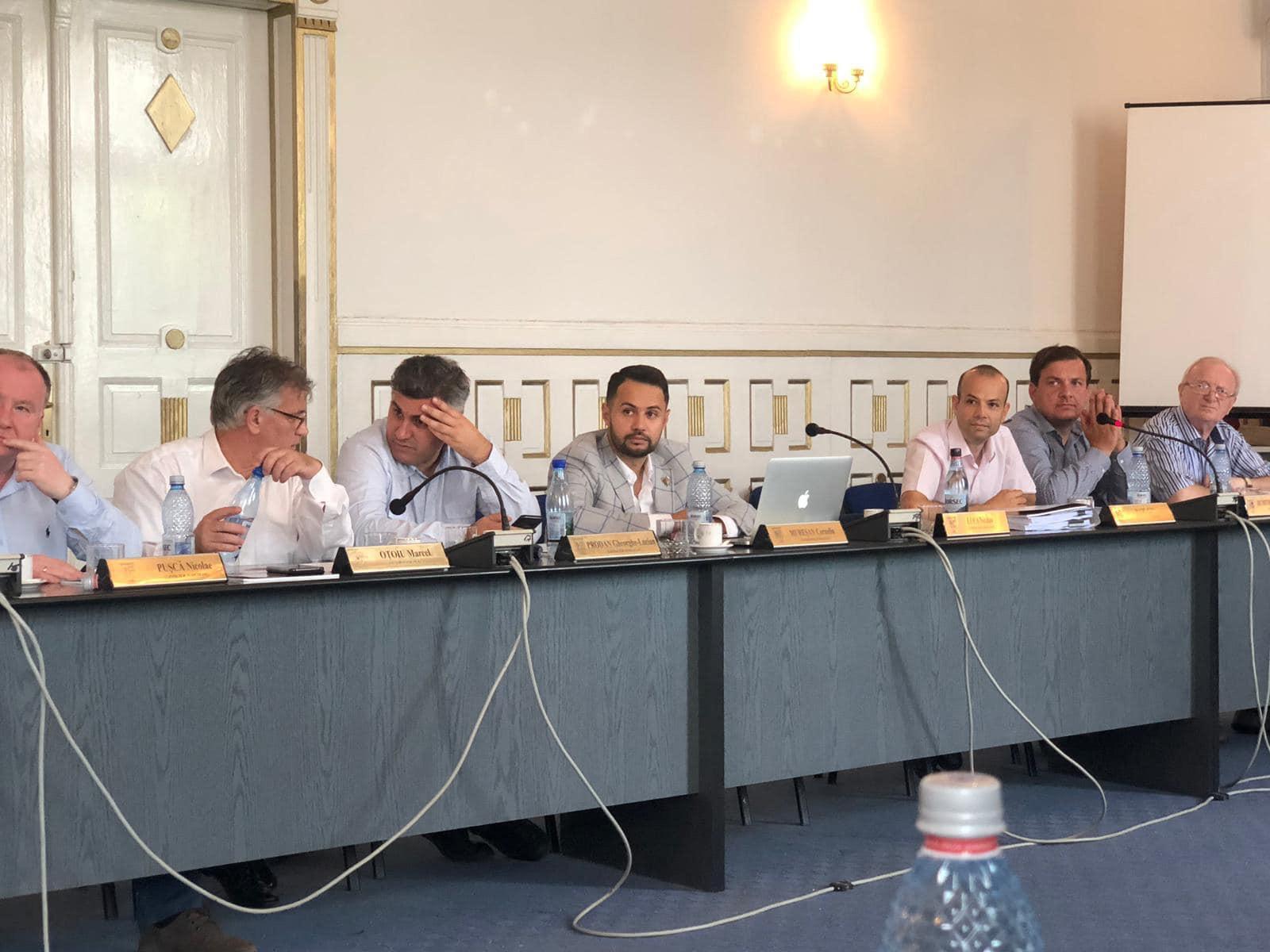 Consilierii județeni ai PSD: Avem așteptări mai mari de la APA CTTA Alba, întrucât tarifele pentru apă potabilă și canalizare cresc în fiecare an