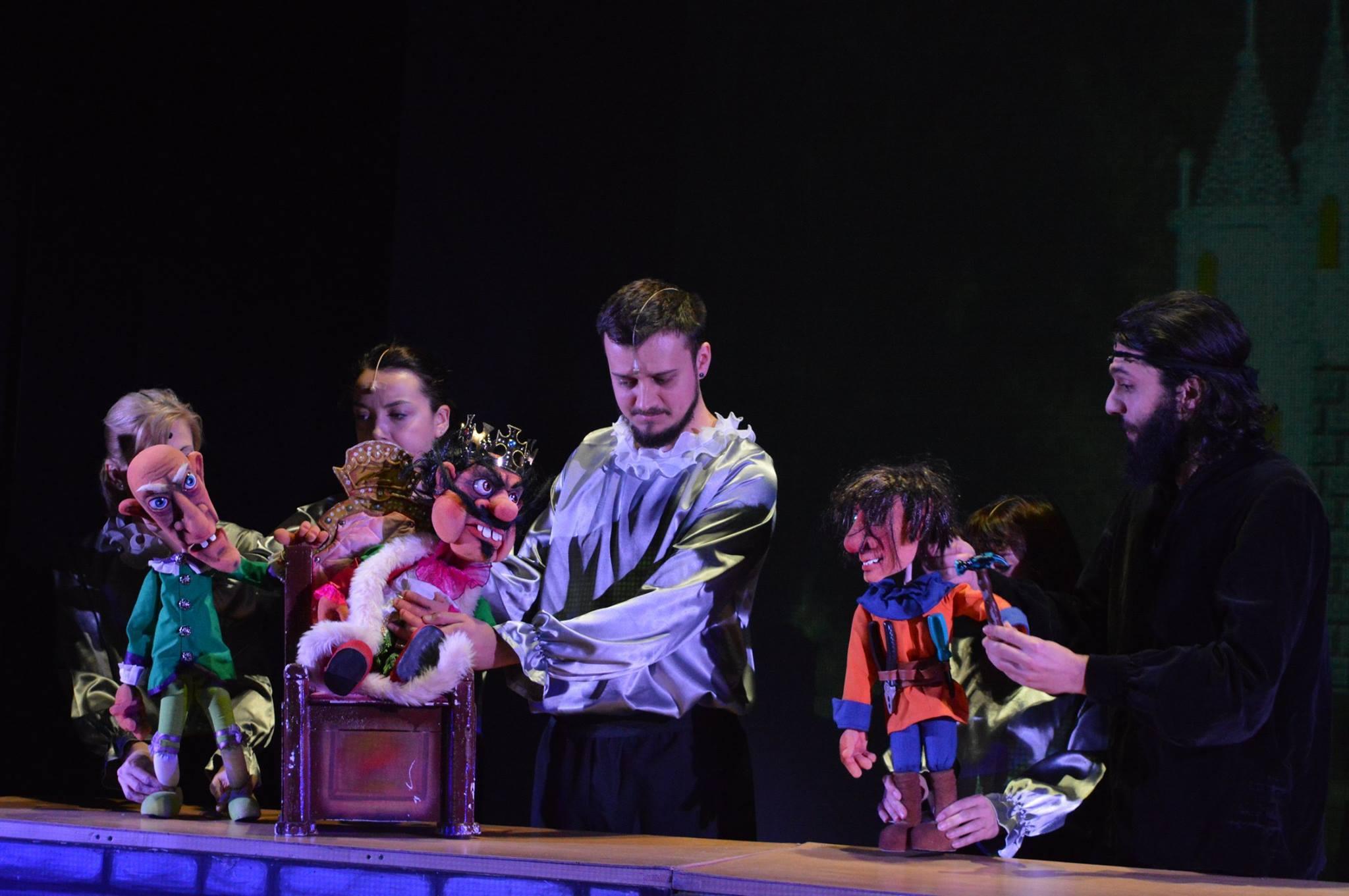 """Teatrul de Păpuși """"Prichindel""""  este invitat să participe la cea de-a III-a ediție a Festivalului Stradal """"WonderPUCK"""" Cluj-Napoca"""