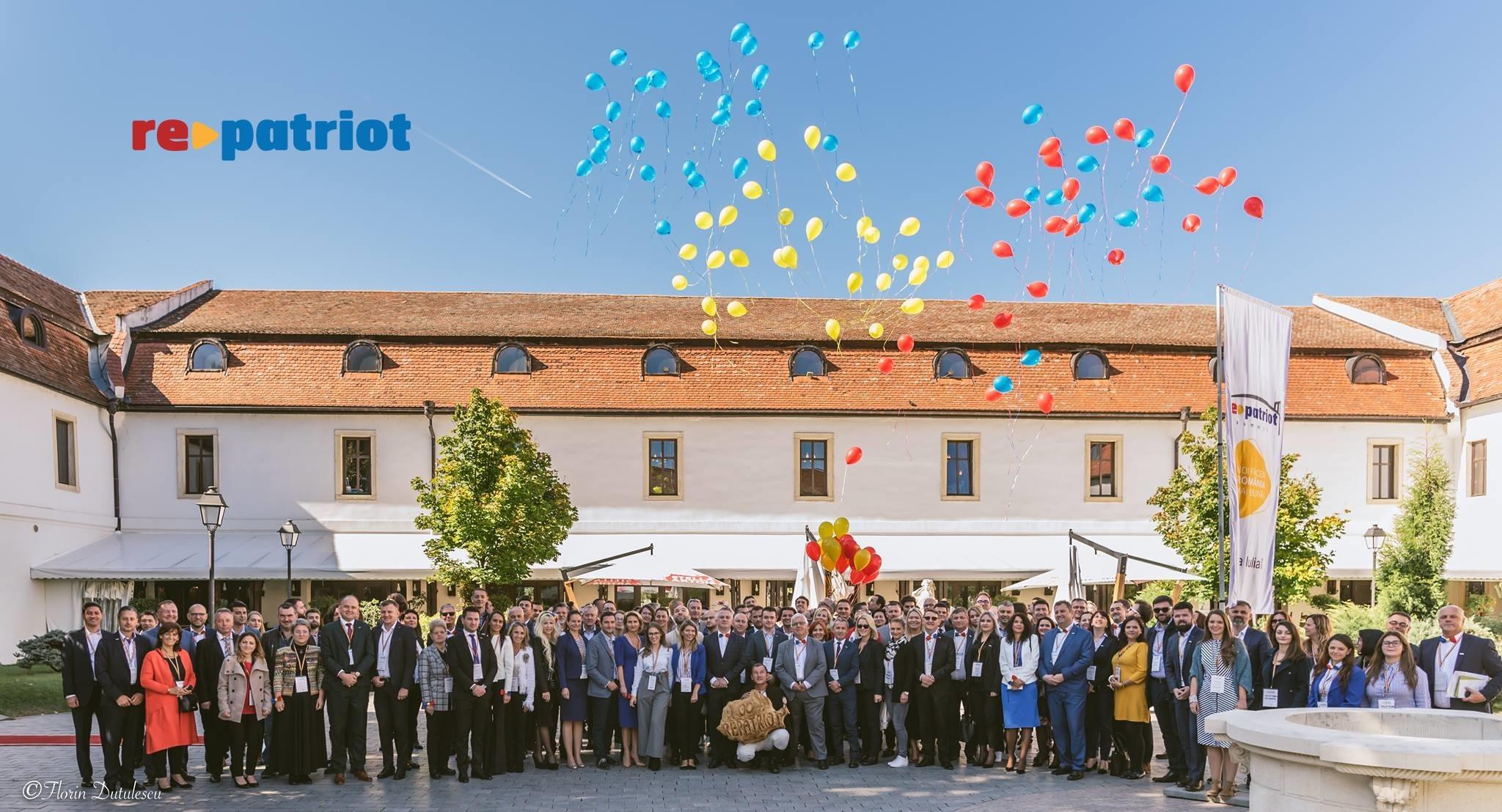 1 Decembrie 2019, la Alba Iulia: cea de-a patra ediție a Conferinței Repatriot