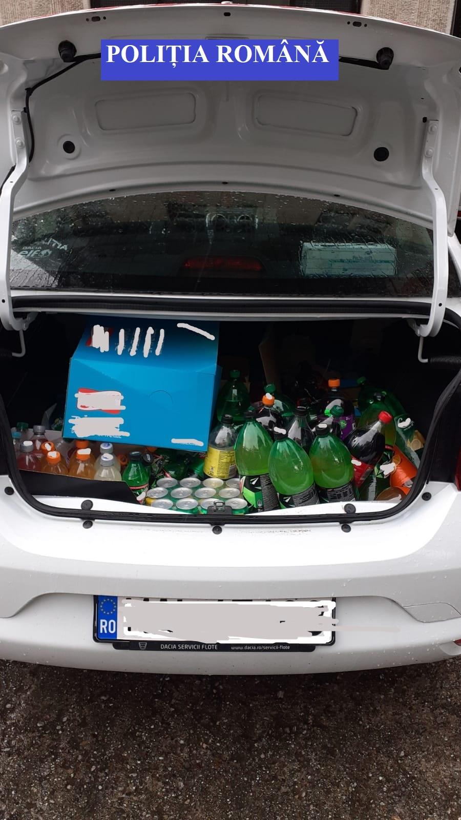 Polițiștii Secției 7 Poliție Rurală Sebeș au confiscat produse alimentare expirate, în valoare de 600 de lei, în urma unor controale efectuate comercianți din mediul rural