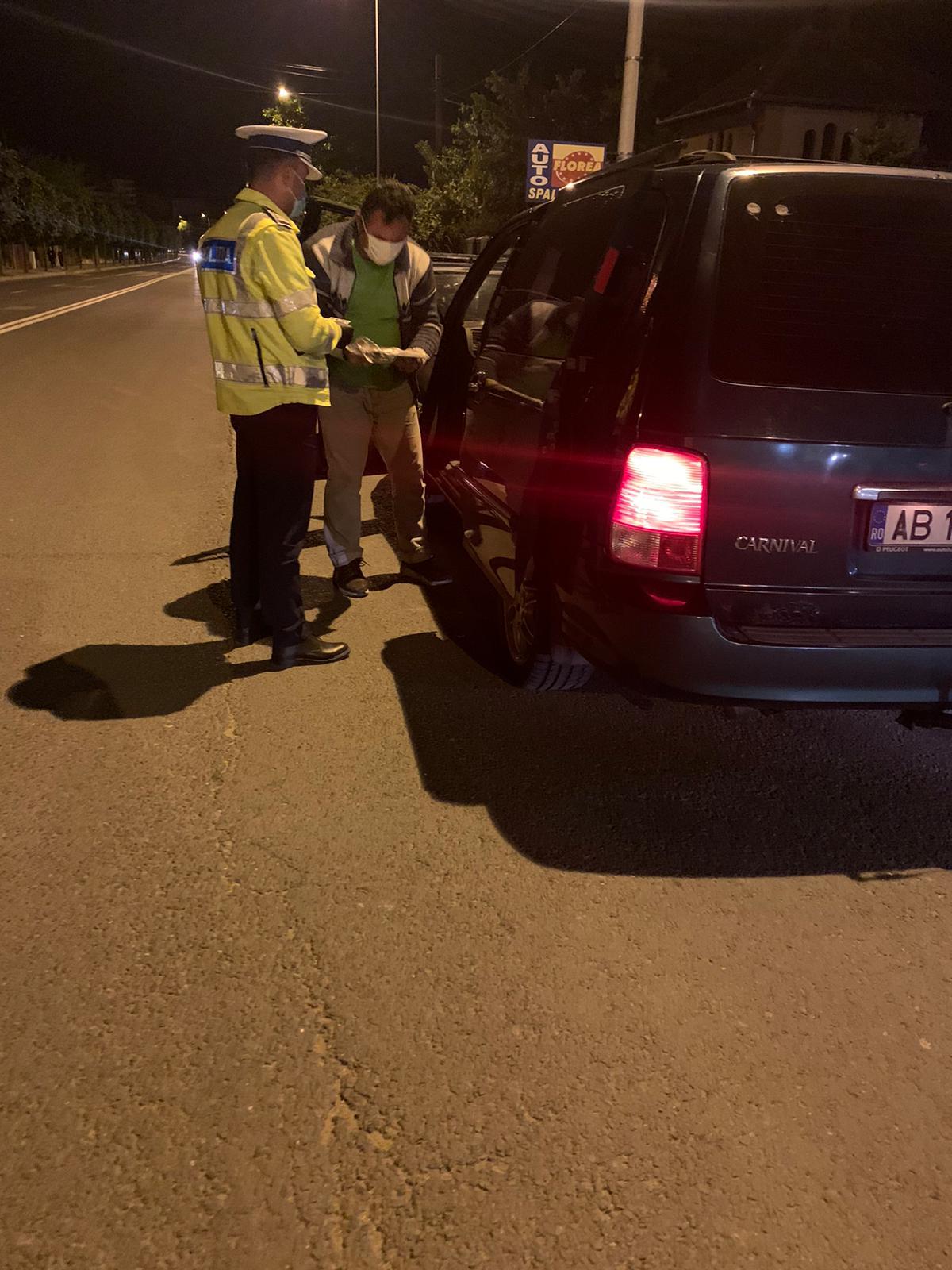 Poliţiştii rutieri din judeţul Alba au verificat 284 de autovehicule destinate transportului marfă și celui public de persoane. Au aplicat 111 amenzi
